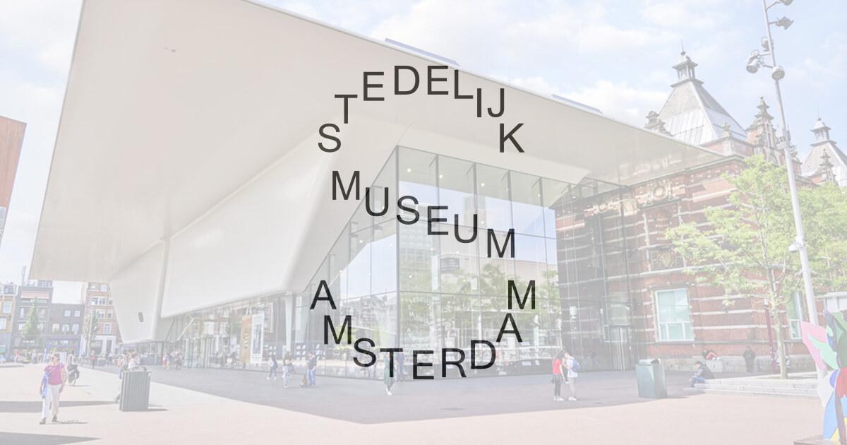 KLOQ in Stedelijk Museum Amsterdam
