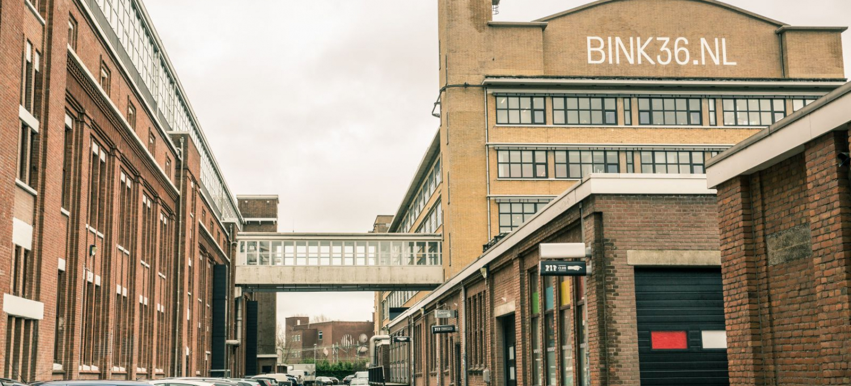 Bink 36 Den Haag creative hotspot The Hague