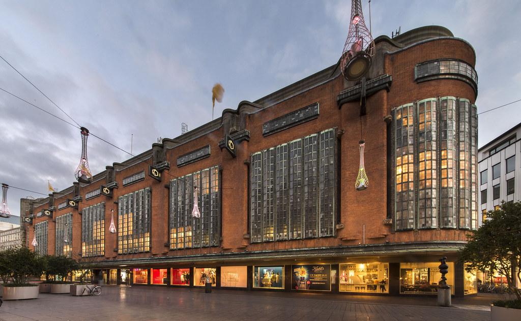 Bijenkorf Den Haag
